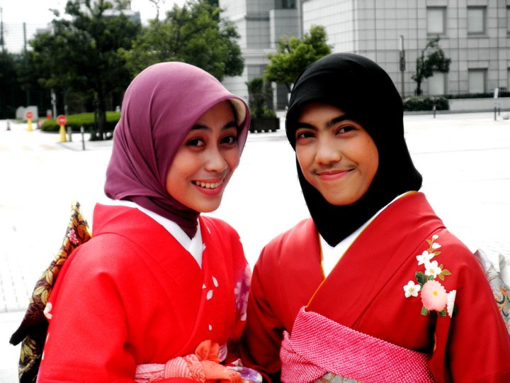 Indonesian in Japan