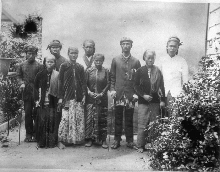 Indonesian surinamean
