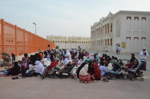 800 WNI Ramaikan Perayaan Hari Raya Idul Fitri 1434 H