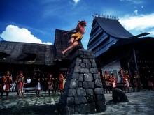 Nias Island stone jumping