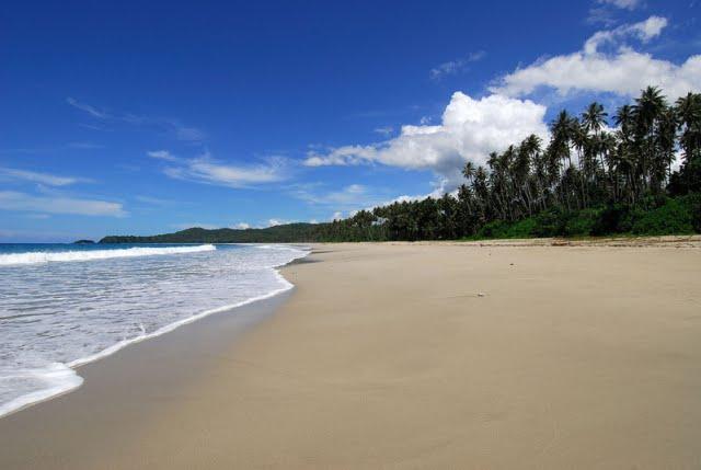 Nias Moale Beach