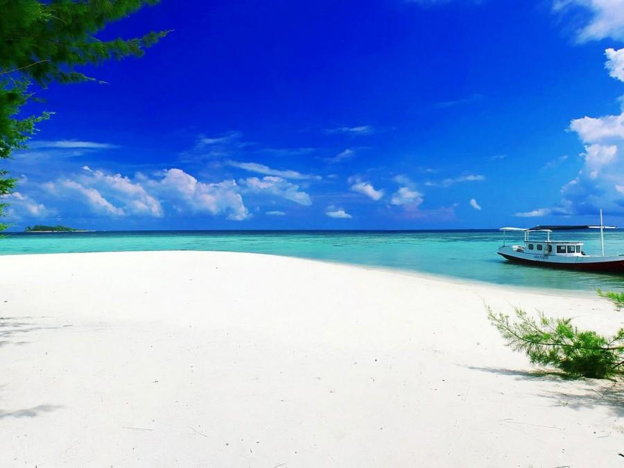 Karimun Jawa Beach