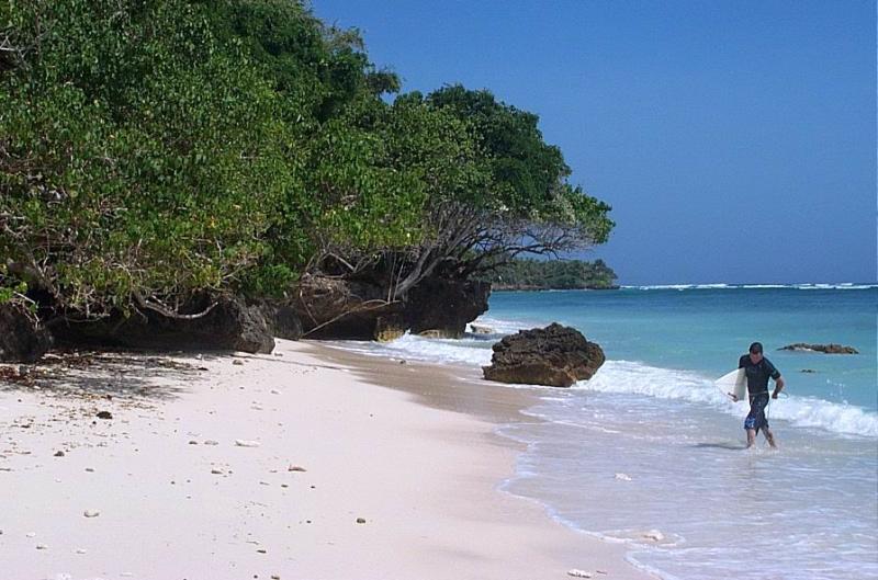 Plengkung Beach