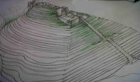 Gunung Padang Manchu Piccu