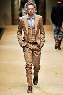 This Is D G Men S Spring 2010 Collection They Take Cowboy And Western Theme For Their Fashion Summer Which Very Brilliant